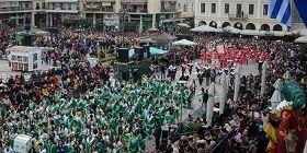 «Έπιασαν» για φοροδιαφυγή... καρναβαλικά γκρουπ στην Πάτρα!