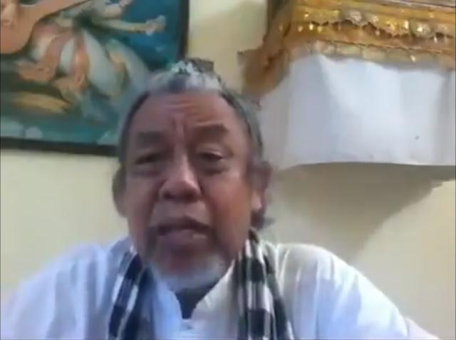 Tokoh Hindu Mpu Jaya Prema: Kenapa Harus Marah dengan Sebutan KAFIR?