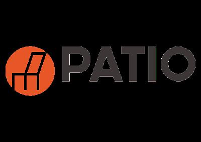 Patio Interactive Logo Vector