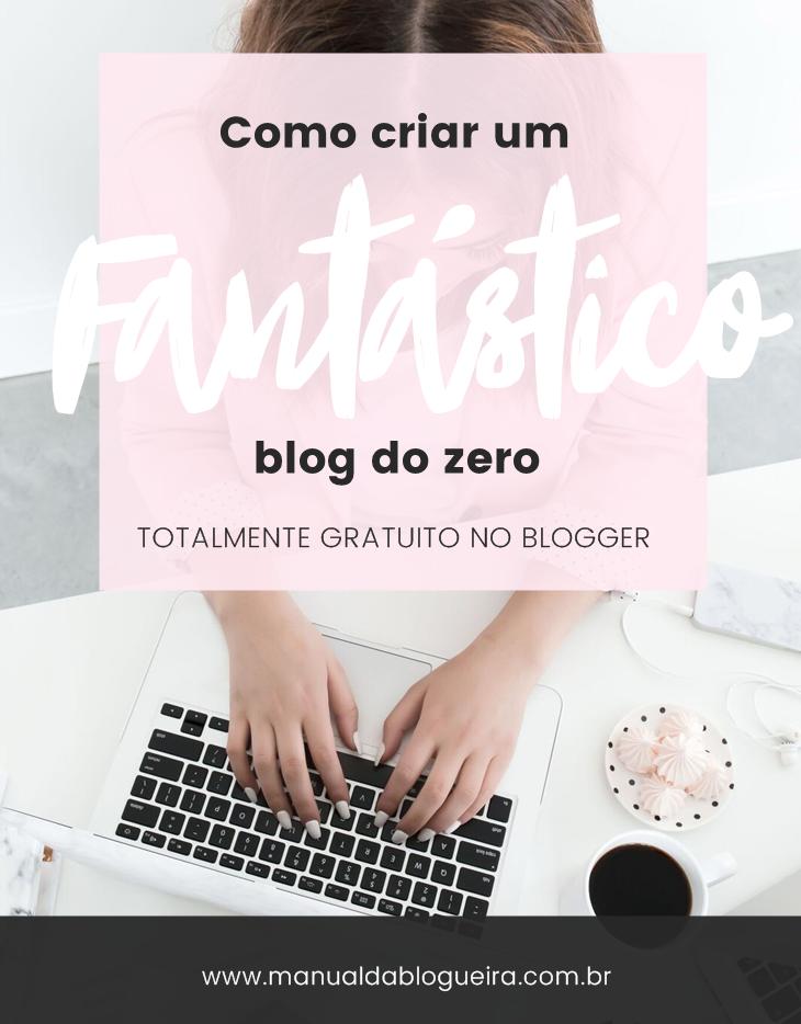 Como criar um blog passo a passo no Google