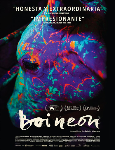 Ver Buey neón (Boi Neon) (2015) Online