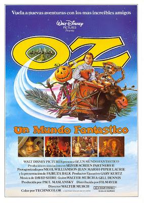 Oz, un mundo fantástico, Disney