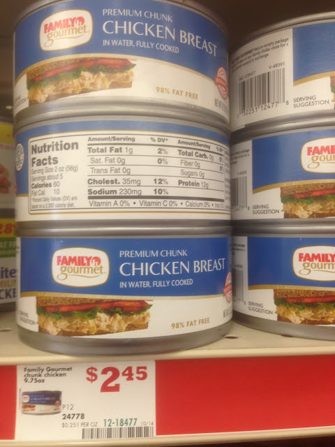 Chicken Breast, 9.75 oz, Family Gourmet - Family Dollar