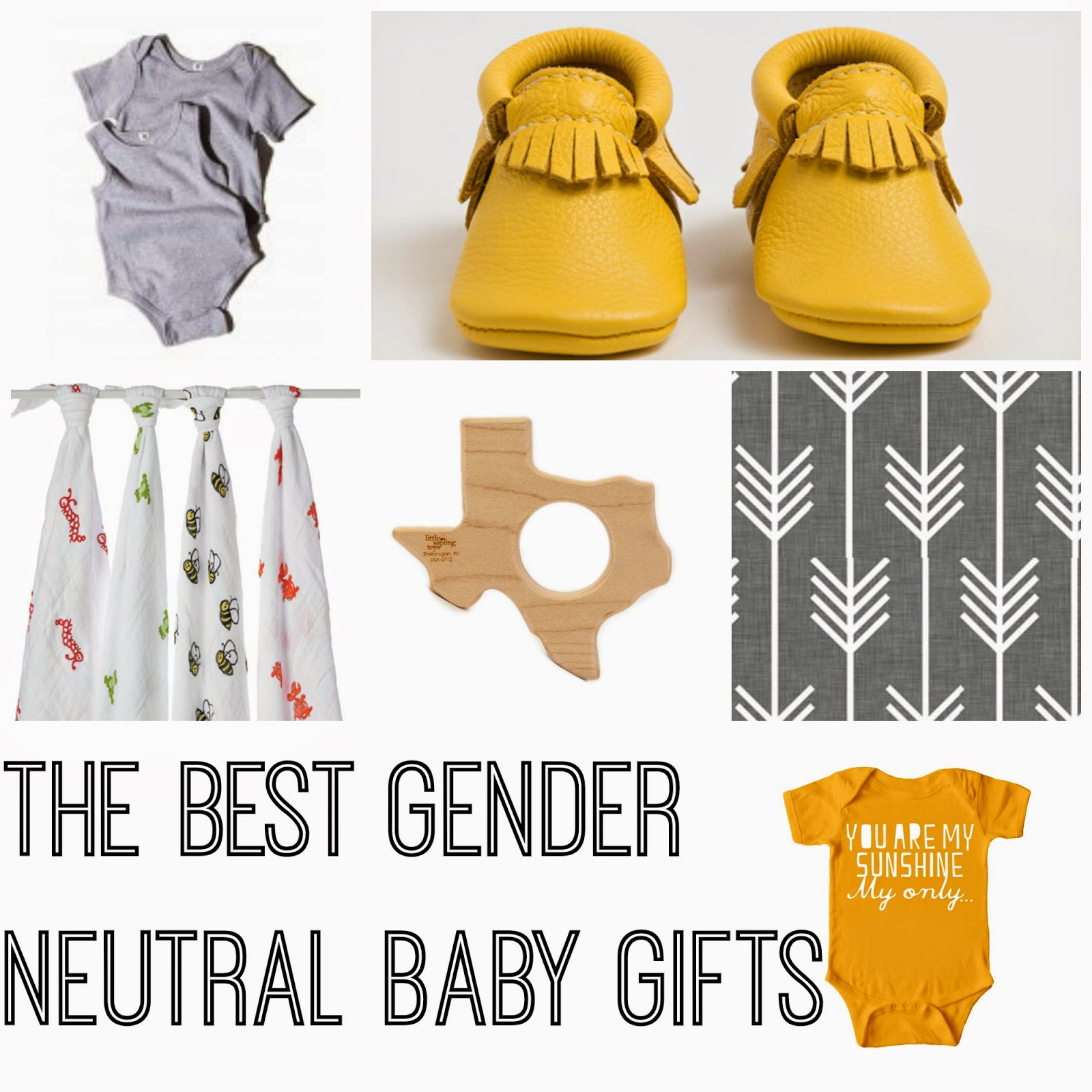The Chirping Moms: The Best Gender Neutral Baby Gifts ...