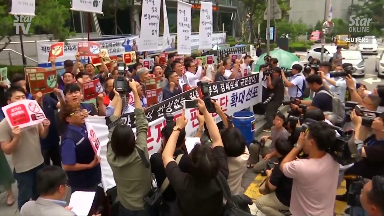 海外の反応 韓国 不買運動 「嫌韓の資金源断つ」「正直バカみたい」日本製品の不買運動に対する韓国10代、20代のホンネ