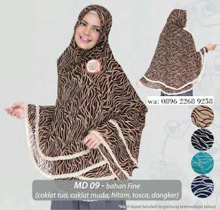 Jilbab Munira MD 09 Koleksi jilbab syar'i terbaru dewasa