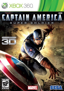 Captain America: Super Soldier (X-BOX360) 2011