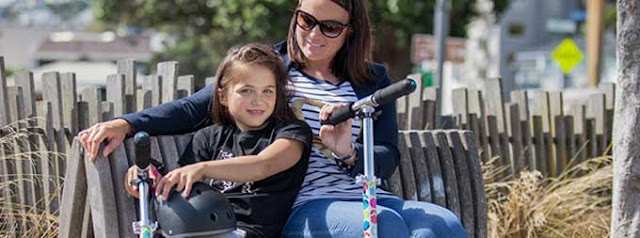 Why a Scooter is the perfect Mother's Day Gift