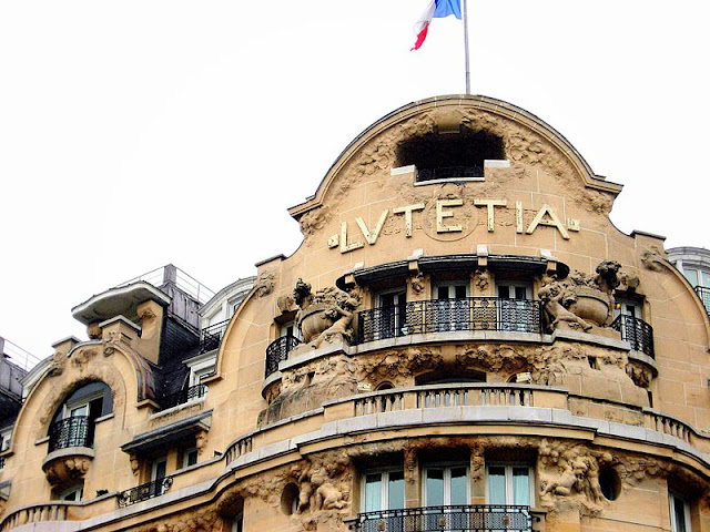 luksusowe hotele w Paryżu
