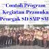 Contoh Program Kerja Pramuka Penegak SD SMP SMA