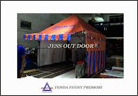tempat, pembuat, penjual, produksi tenda Event BRI