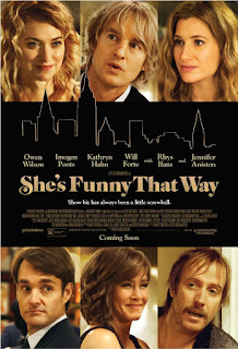 Sinopsis Film She's Funny That Way (2015)