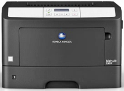 Konica Minolta Bizhub 3301P Driver Download