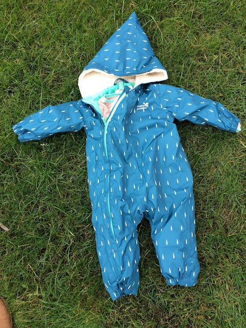 Muddy Puddles- 3 in 1 Scamp Suit Review