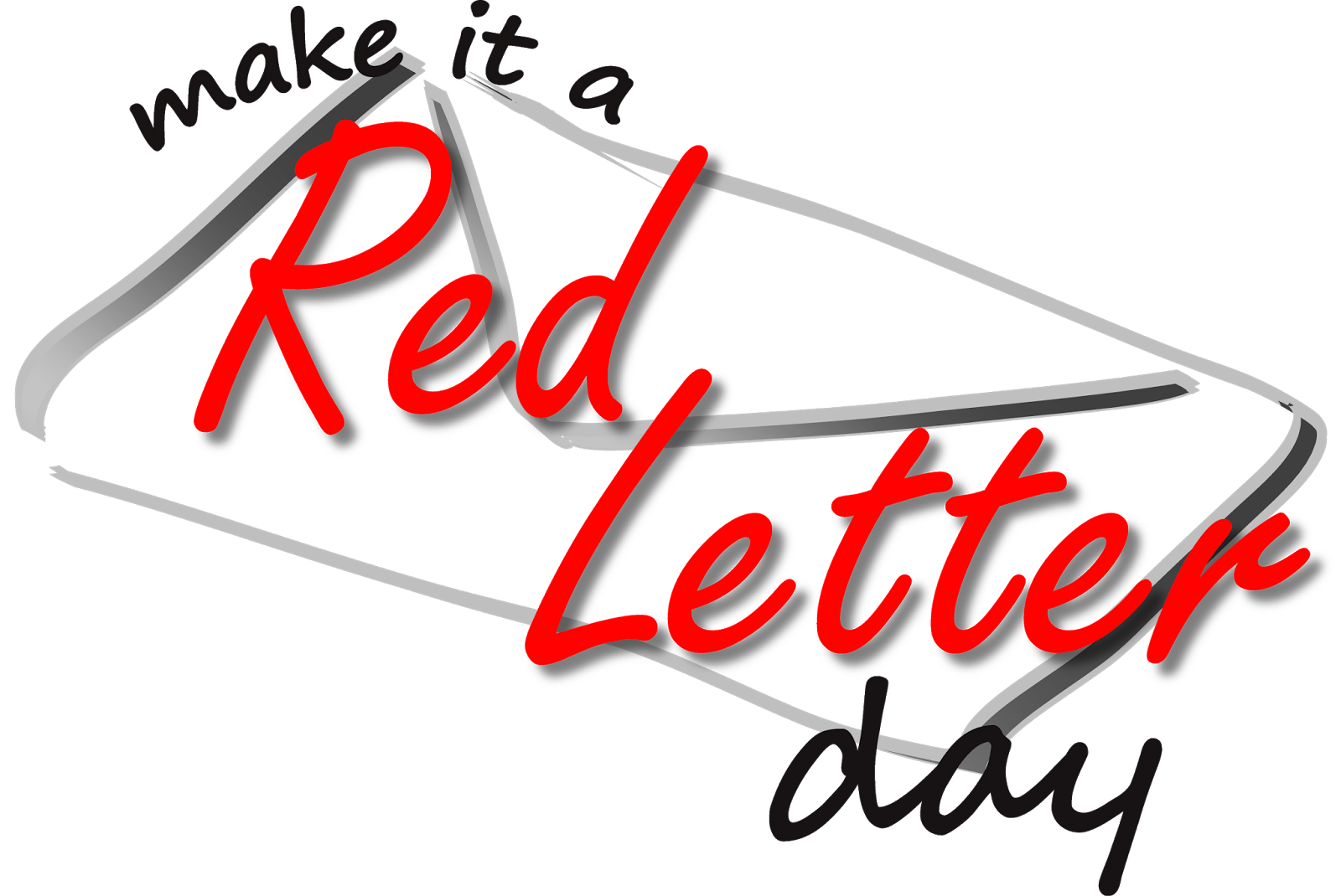 write an essay on a red letter day