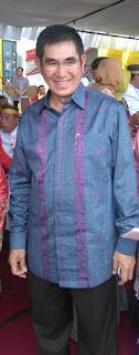 Mantan Ketua MK, Hamdan Zoelva