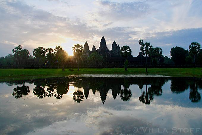 Weltreise • Angkor Wat, Kambodscha