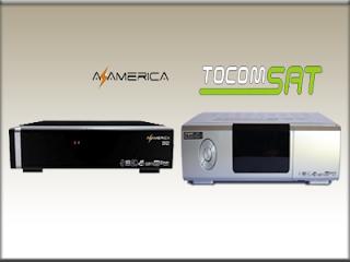 AZAMERICA S922 EM TOCOMSAT DUO HD + (PLUS) NOVA ATUALIZAÇÃO V2.039 - 28/01/17