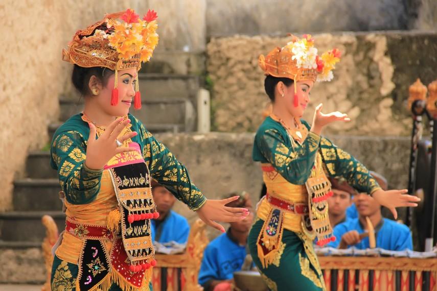 Tari Legong, Tarian Tradisional Khas Pulau Bali