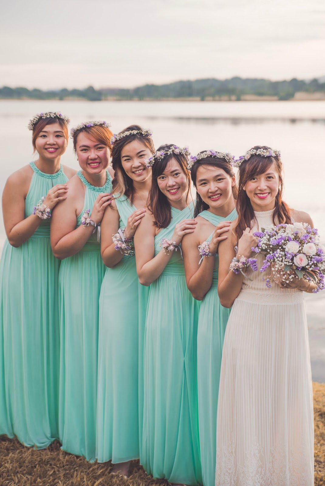 Bridesmaids Photoshoot & Hen\'s Night Party - Kaiting Hearts