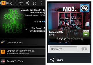 Music Search - Shazam or SoundHound | Techspecs