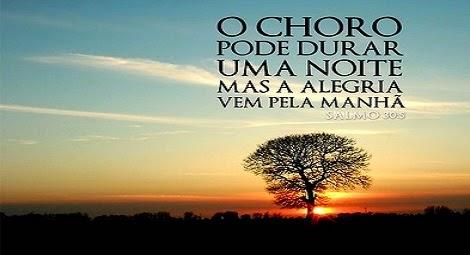 Salmo do Dia - Salmo 30