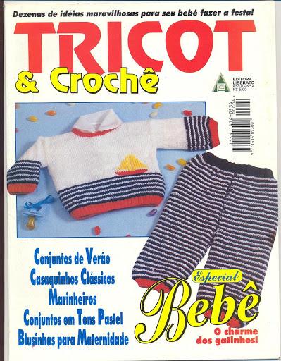 TRICOT &CROCHÊ Bebê