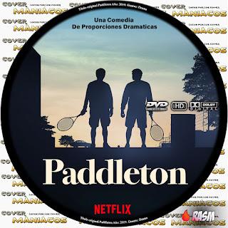 GALLETA PADDLETON - 2019 [COVER DVD]