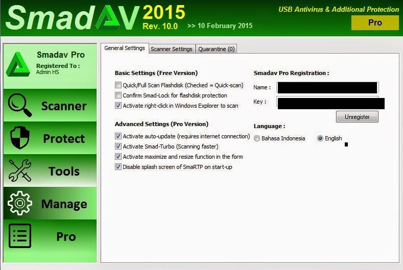 Smadav Pro Rev 10.0