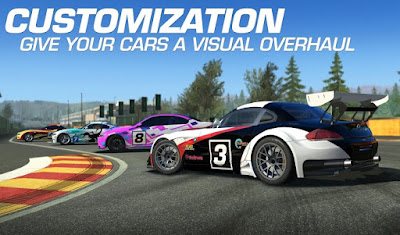Fre Download Real Racing 3 MEGA MOD APK 4.1.5 Terbaru