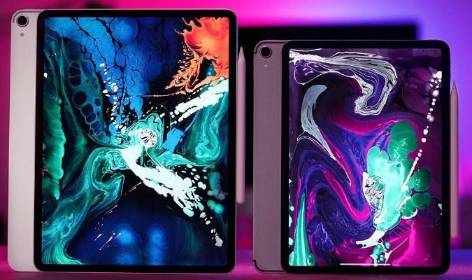 Spesifikasi iPad Pro 2018