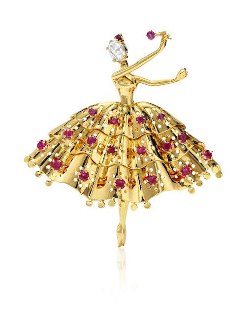 Ballerina by Van Cleef & Arpels