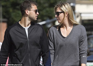 Maria Sharapova and Grigor Dimitrov relationship