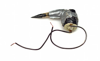 Prison tattoo motor