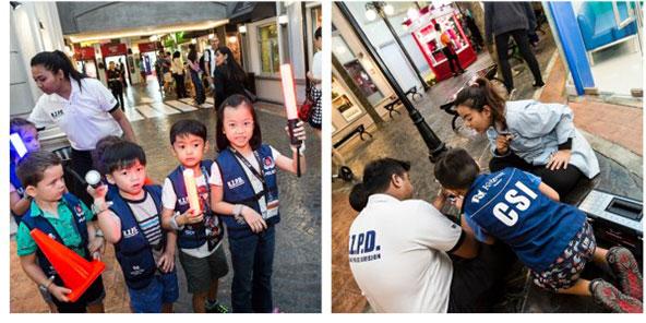 sebuah taman hiburan untuk anak kelas dunia bertema role KidZania Singapura : Tempat Asik untuk Anak Bermain dan Belajar banyak sekali Profesi di Dunia