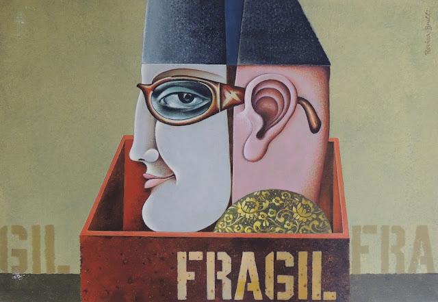 Josep Maria Rovira Brull óleo sobre lienzo