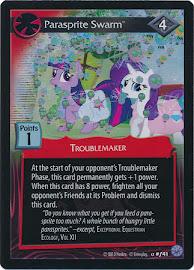 My Little Pony Parasprite Swarm Premiere CCG Card