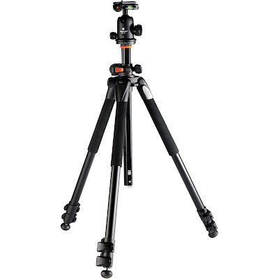 Vanguard Alta Pro Review - Best Camera Tripod for Flat Lay Photos and Recipe Videos