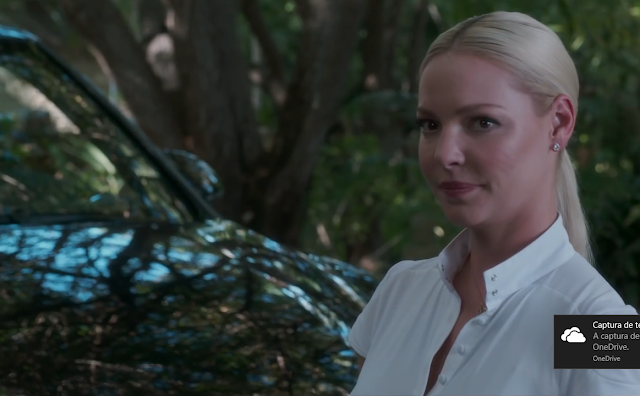 Katherine Heigl, Grey's Anatomy, Izzie Stevens, Unforgettable, Tessa Connover