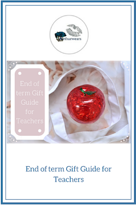 pin me image of gifts for teachers