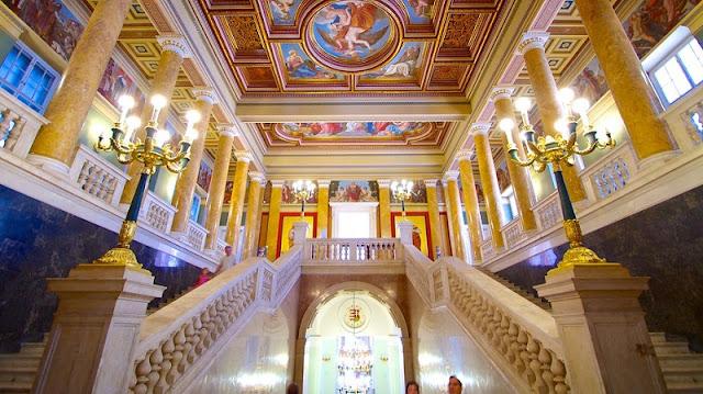 História do Museu Nacional Húngaro