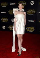 Jaime King - premiere of 'Star Wars: The Force Awakens' in Hollywood - 12/14/2015