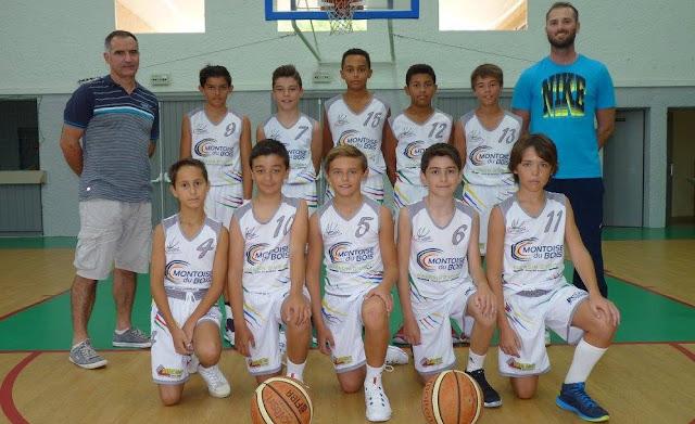 f7df93d33de Les U13M de BCG affronteront Avenir Basket-Chalosse dimanche après-midi -  photo  BCG