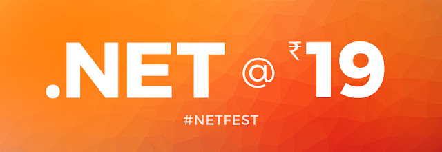 Grab your .NET domain at Just Rs.19!