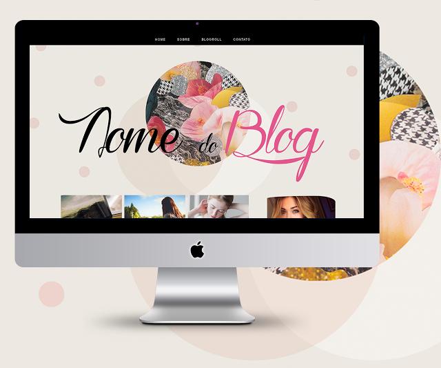 Layout free para blogger