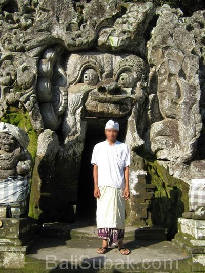Goa Gajah in Gianyar, with shades of magic