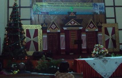 Perayaan Natal GBKP Tg Priuk 2011 (26-12-2011)