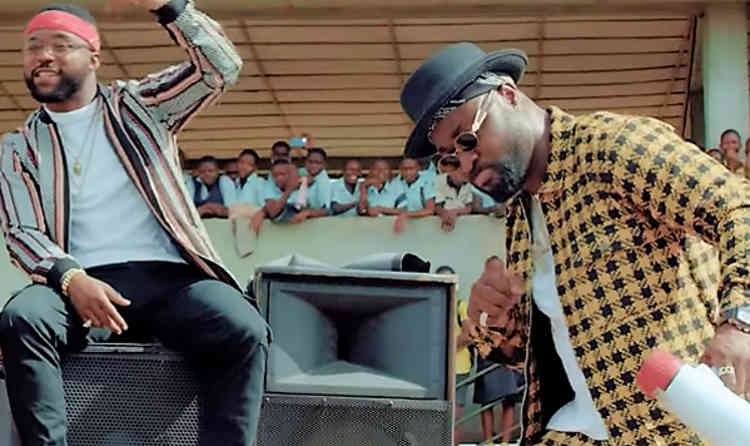 Why Harryson dropped Kizz Daniel & Reekado Banks from new Selense video revealed