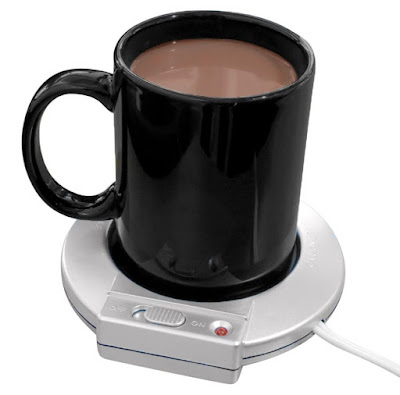 Evelots Cup Warmer