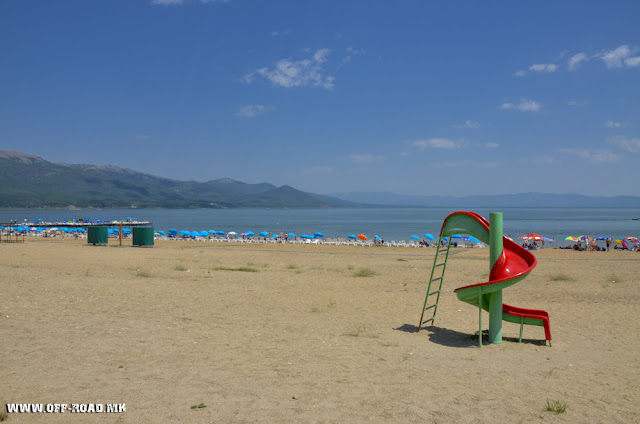 Stenje Beach - Prespa Lake, Macedonia